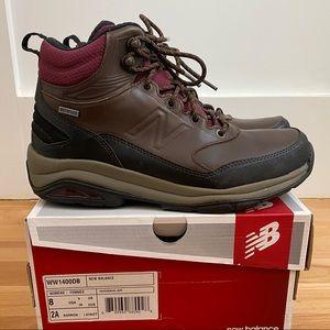 New Balance Waterproof 1400 Trail boot 8 Narrow 2A